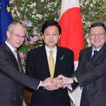 4月28日のできごと【鳩山由紀夫首相】EU首脳と協議