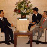 5月28日のできごと【小泉純一郎首相】国連総会議長と会談