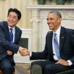 4月28日のできごと【安倍晋三首相】米・オバマ大統領と会談