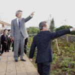 5月28日のできごと【小泉純一郎首相】横須賀市を視察
