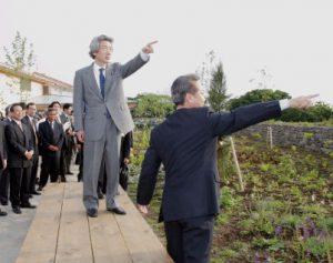 5月28日は何の日【小泉純一郎首相】横須賀市を視察