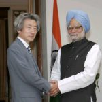 4月29日のできごと【小泉純一郎首相】インド・シン首相と会談