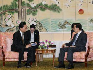 5月29日は何の日【鳩山由紀夫首相】韓国・李明博大統領と会談