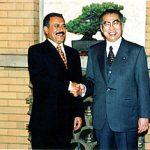 3月15日のできごと(何の日)【小渕恵三首相】イエメン大統領と会談