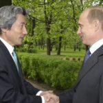 5月30日のできごと【小泉純一郎首相】ロシア・プーチン大統領と会談