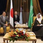 4月30日のできごと【安倍晋三首相】サウジアラビア・サルマン皇太子と会談
