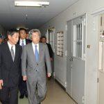 4月30日のできごと【小泉純一郎首相】治安関連施設を視察