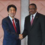 5月31日のできごと【安倍晋三首相】アフリカ首脳とマラソン会談