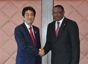 5月31日は何の日【安倍晋三首相】アフリカ首脳とマラソン会談