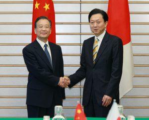 5月31日は何の日【鳩山由紀夫首相】中国・温家宝首相と会談