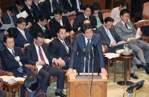 3月3日は何の日【安倍晋三首相】村山談話を踏襲