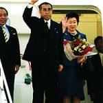 4月29日のできごと【小渕恵三首相】米国訪問