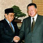 4月16日のできごと【森喜朗首相】インドネシア・ワヒド大統領と会談