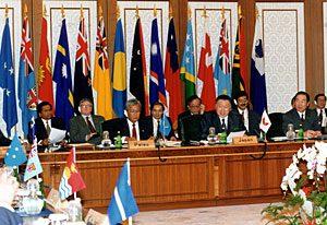 4月22日のできごと【森喜朗首相】太平洋・島サミットに出席