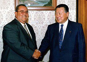 5月11日は何の日【森喜朗首相】ニカラグア大統領と会談
