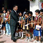 5月14日のできごと【森喜朗首相】沖縄県訪問