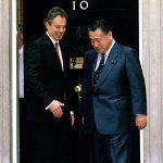 5月3日のできごと【森喜朗首相】英・ブレア首相と会談