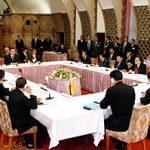 6月9日のできごと(何の日)【森喜朗首相】ASEAN首脳と会談