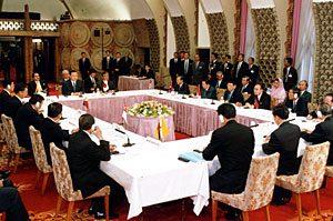 6月9日は何の日【森喜朗首相】ASEAN首脳と会談