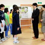 5月9日のできごと【秋篠宮ご夫妻】福島訪問