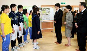 5月9日は何の日【秋篠宮ご夫妻】福島訪問