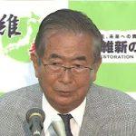5月29日のできごと【日本維新の会】分党を正式表明