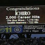 5月21日のできごと【マリナーズ・イチロー外野手】日米通算2000安打達成