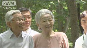 5月31日は何の日【天皇皇后陛下】小金井公園を訪問