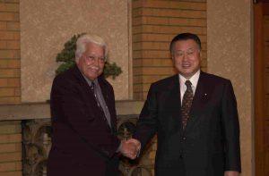 3月8日は何の日【森喜朗首相】ミクロネシア連邦大統領と会談