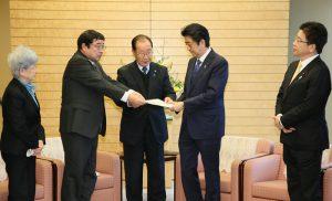 2月22日は何の日【安倍晋三首相】拉致被害者生還へ決意