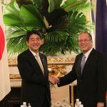 6月4日のできごと【安倍晋三首相】フィリピン・アキノ大統領と会談