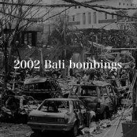 10月12日のできごと(何の日) インドネシア・バリ島爆弾テロ