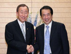 8月4日は何の日【菅直人首相】潘基文国連事務総長と会談