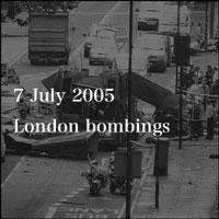 7月7日のできごと(何の日) ロンドン同時爆破テロ