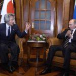 7月15日のできごと(何の日)【小泉純一郎首相】ロシア・プーチン大統領と会談