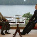 7月19日のできごと(何の日)【小泉純一郎首相】英・ブレア首相と会談