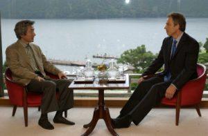 7月19日は何の日【小泉純一郎首相】英・ブレア首相と会談