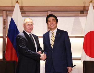 12月15日は何の日【安倍晋三首相】ロシア・プーチン大統領と会談