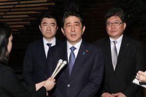 5月21日は何の日 安倍晋三首相、北朝鮮ミサイルは「世界に対する挑戦」