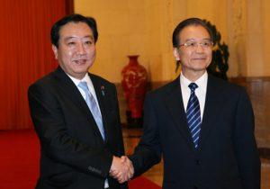 12月25日は何の日【野田佳彦首相】中国・温家宝首相と会談