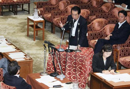 7月26日のできごと(何の日)【菅直人首相】「ダブル選でいい」