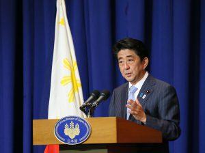 7月27日は何の日【安倍晋三首相】アジア首脳に集団的自衛権の検討を伝達