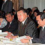 7月17日のできごと(何の日)【森喜朗首相】「産業新生会議」第1回会合に出席