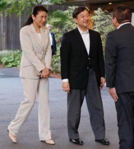 6月20日は何の日【皇太子ご夫妻】岩手県入り