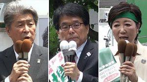7月14日は何の日【東京都知事選】告示