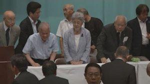 7月22日は何の日【拉致被害者家族会】緊急集会「帰国なければ制裁を」