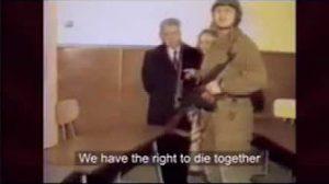 【ルーマニア・チャウシェスク前大統領夫妻】処刑
