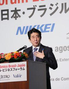 8月2日は何の日【安倍晋三首相】日系社会支援を約束