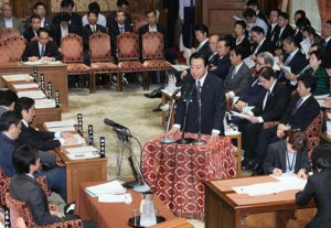 9月27日は何の日【野田佳彦首相】小沢氏の証人喚問を否定