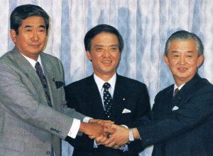 8月8日は何の日【海部俊樹氏】自民党第14代総裁に選出